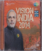 Vision India 2014 - Narendra Modi Hindi DVD