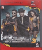 Dhoom 3 Hindi DVD