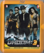 Dhoom 3 Hindi Blu Ray