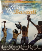 Rang De Basanti Hindi 2 Disc Collectors Edition DVD Pack