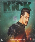 Kick Hindi Audio CD