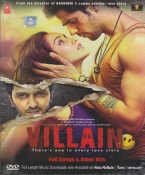 Ek Villain and other hits Hindi songs DVD