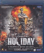Holiday Hindi Bluray