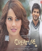 Creature 3D Hindi Audio CD