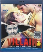 Ek Villain Hindi Blu Ray