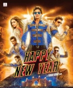 Happy New Year Hindi Audio CD