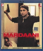 Mardaani Hindi Blu Ray