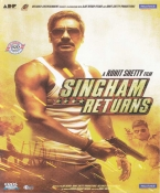 Singham Returns Hindi DVD