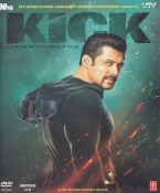 Kick Hindi DVD