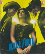 Kill Dil Hindi CD