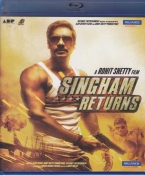 Singham Returns Hindi Blu Ray