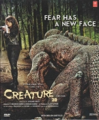 Creature 3D Hindi DVD