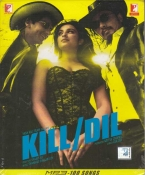 Kill Dil Hindi MP3