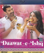 Daawat-e-Ishq Hindi Blu Ray