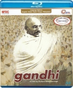 Gandhi Hindi Blu Ray