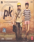 PK Hindi Audio CD