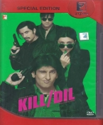 Kill Dil Hindi DVD
