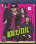 Kill Dil Hindi Blu Ray