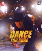 Dance For Sure YRF Hindi Songs DVD