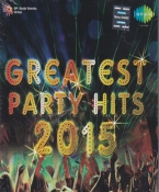 Greatest Party Hits 2015 Hindi Audio Cd