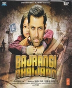 Bajrangi Bhaijaan Hindi CD