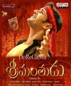 Srimanthudu Telugu Audio CD