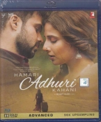 Hamari Adhuri Kahani Hindi Blu Ray