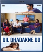 Dil Dhadakne Do Hindi Blu Ray