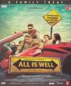 All Is Well Hindi DVD