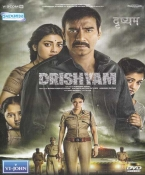 Drishyam Hindi DVD