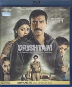 Drishyam Hindi Blu Ray
