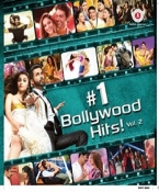 Number 1 Bollywood Hits Vol 2 Hindi CD