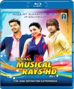 Minnal Musical Rays Vol 2 Tamil Blu Ray