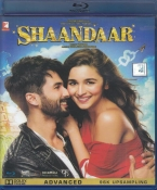 Shaandaar Hindi Blu Ray