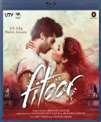 Fitoor Hindi Blu Ray