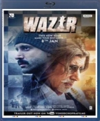 Wazir Hindi Blu Ray