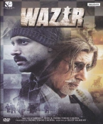 Wazir Hindi DVD