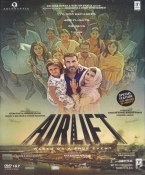 Airlift Hindi DVD