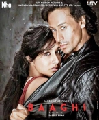 Baaghi Hindi Audio CD
