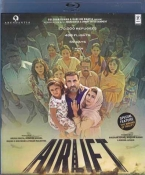 Airlift Hindi Blu Ray