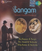 Sangam Romantic couples of Bollywood Hindi CD
