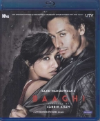 Baaghi Hindi Blu Ray