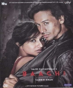 Baaghi Hindi DVD
