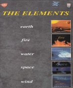 The Elements Earth Fire Water Space Wind Hindi CD (Set of 5)