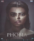 Phobia Hindi DVD