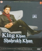 King Khan Shahrukh Khan songs DVD