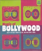 Magic Of Bollywood Audio CD