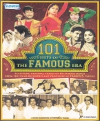 101 Hits of the Famous Era Hindi Songs DVD