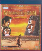 Mughal-E-Azam Hindi Blu Ray