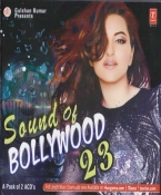 Sound Of Bollywood  Vol 23 Hindi Audio CD